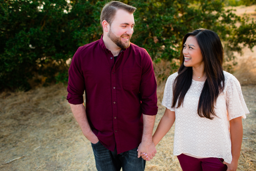 woodward park engagement photo 4