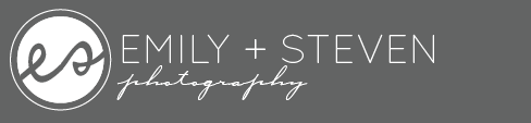 Fresno Wedding and Portrait Photographers Steven and Emily Puente logo